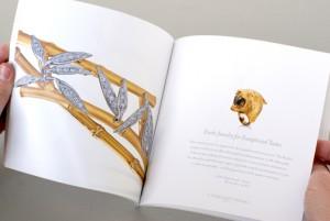 Carrera Y Carrera Spread in the Borsheims LUX Book