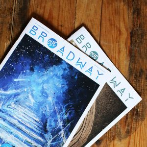 Cue Broadway – The Band's Visit & Disney's Frozen