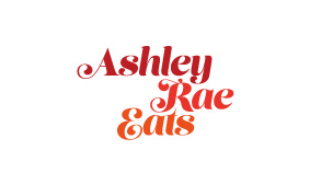 Ashley Rae Eats wanted a logo that can be used for her food blog/website, business cards and Facebook page
