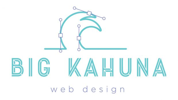 Big Kahuna Web Design wanted a new logo