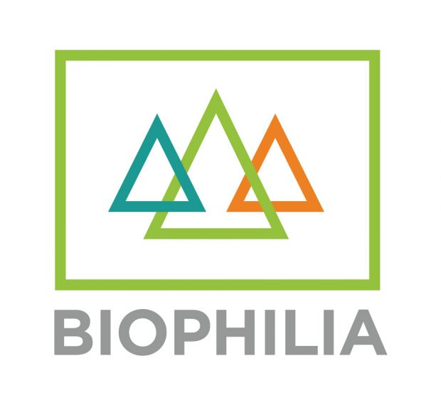 Biophilia asked for a new logo targeting anyone that seeks out outdoor gear, clothes, camping, hiking, yoga gear, etc.