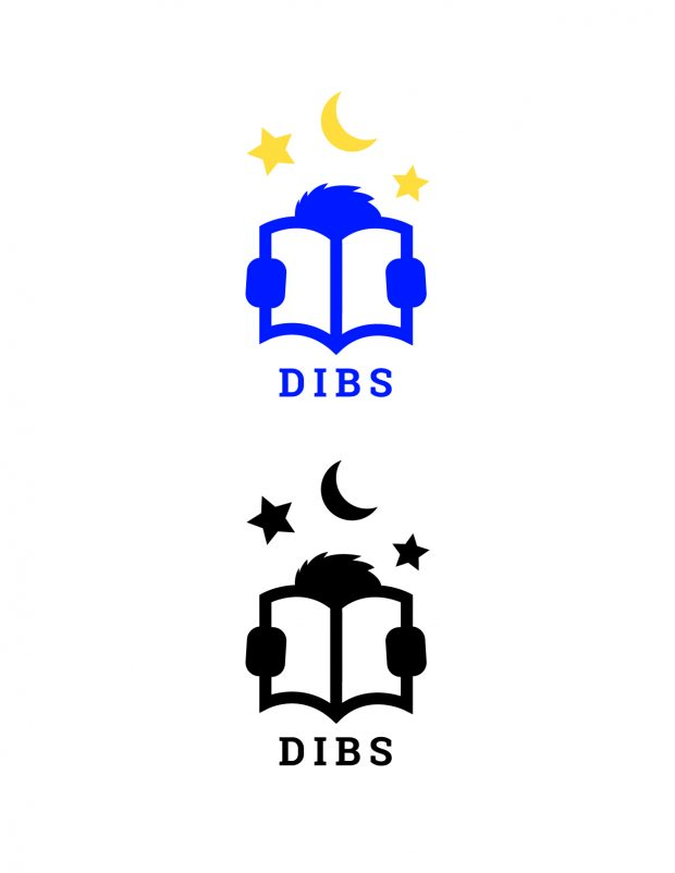 DIBS, a local nonprofit that is geared towards boosting literacy among elementary school students, wanted a logo