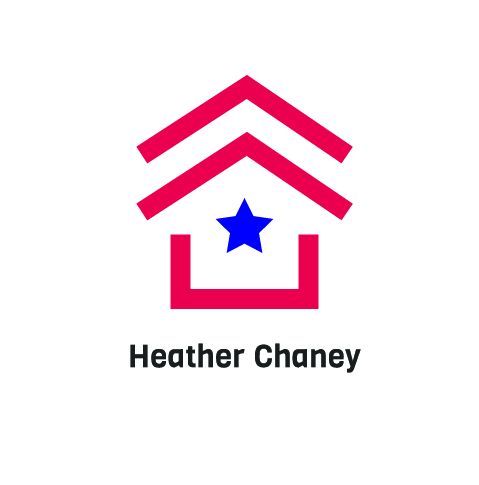 Heather, former military and NP Dodge realtor, was looking for a personal logo