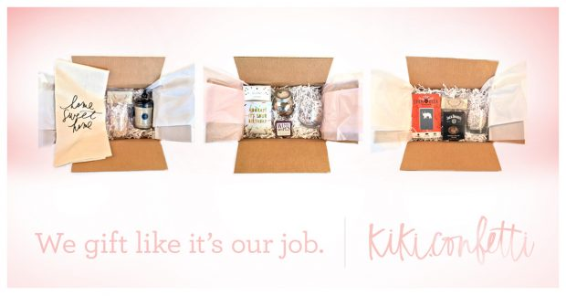kiki.confetti wanted a Facebook ad encouraging people to head to their website