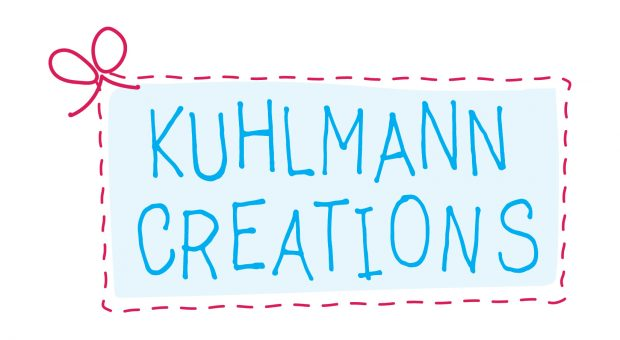 Niki, asked for a logo for her craft business, Kuhlmann Creations