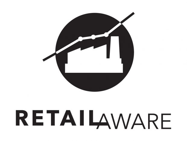 Retail Aware asked for a logo for its retail analytics company