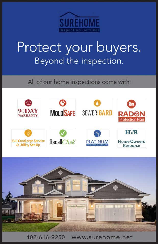 Surehome Inspection Services wanted an ad targeted to real estate agents