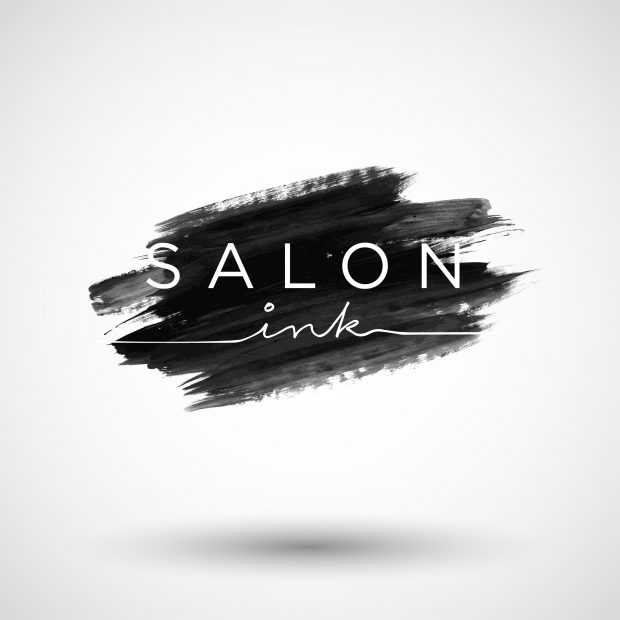 Salon Ink needed a new logo