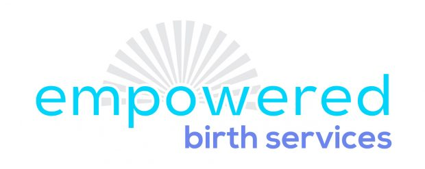 Empowered Birth Services needed a new company logo