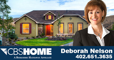 Deborah Nelson, a CBS Home realtor, wanted a professional and branded image to use when sharing links on Facebook