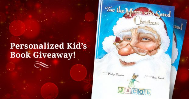 Marble Spark wanted a Facebook ad for a children's book giveaway