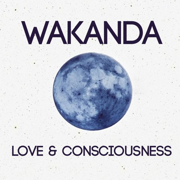 Wakanda need an album cover design for its Jazz and R&B album, Love & Consciousness